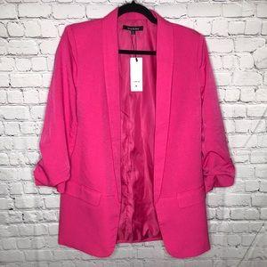 Strut & Bolt Pink Blazer. NWT